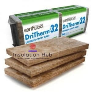 Kanuf Dritherm 32 Insulation cavity slab insulation
