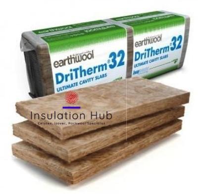 Kanuf Dritherm 32 Insulation cavity slab insulation