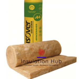Isover insulation spacesaver combo cut online