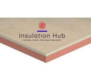 Kingspan Koolthem K118, insulated plasterboard, 20mm, 25mm, 30mm, 40mm, 45mm, 50mm, 60mm