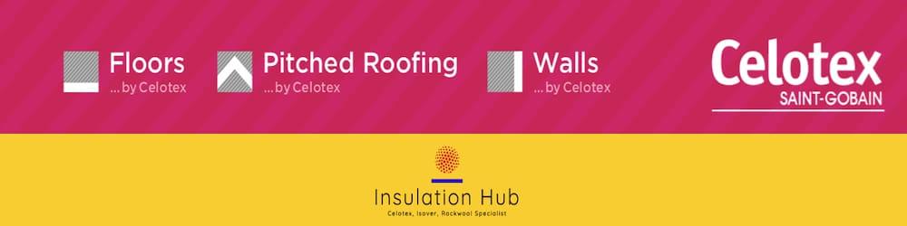 celotex insulation, wall insulation, roof insulation, floor insulation