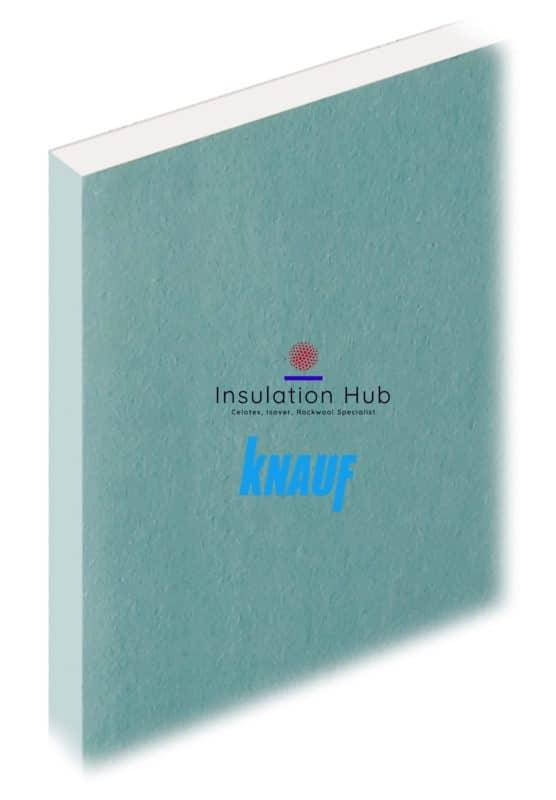 knauf moisture panel, plasterboard,