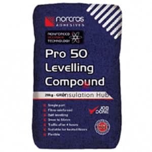 Pro 50 Levelling Compound