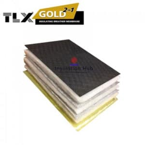 TLX Gold Layers multifoil