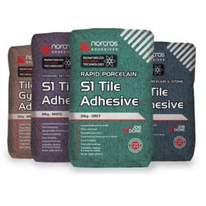 Levelling Compounds & Tile Adhesives