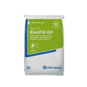 Gyproc Easi-Fill 10kg, British Gypsum, Artex