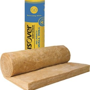 Isover RD Party Wall Roll - 75mm, 100mm, Cheap Isover, Party Wall Insulation, Cheap Insulation London, Birmingham, Manchester, Bristol, Midlands, Scotland